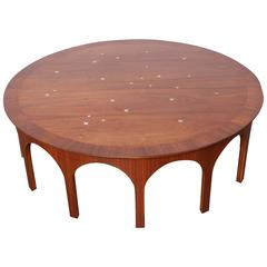 Rare Constellation Table by T.H. Robsjohn-Gibbings