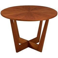 Vintage Teak Søren Georg Jensen Coffee Table