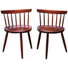 George Nakashima Studio Mira Chairs