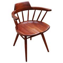 George Nakashima Studio Captains Chair