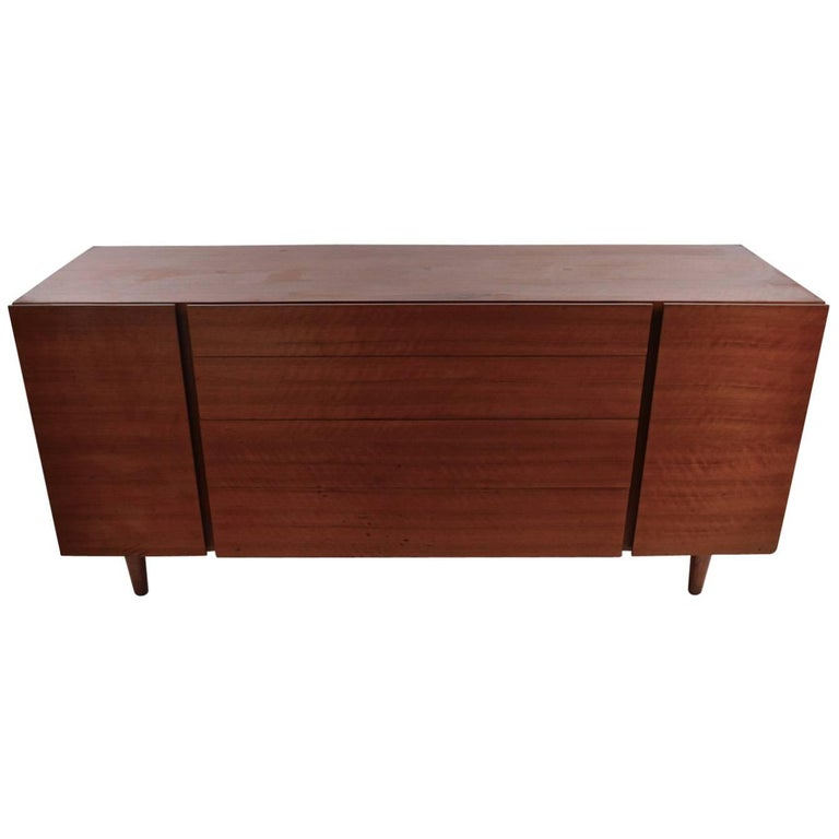 Singer and Sons Sideboard by Bertha Schaefer For Sale