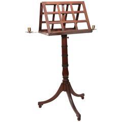 "Regency Period ""Duet"" Music Stand"