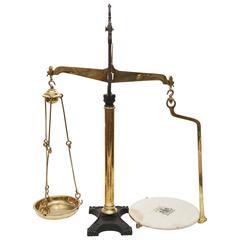 Imposing English Balance Scale
