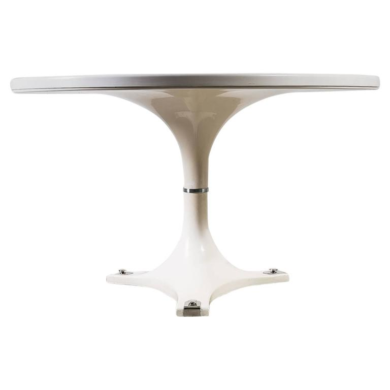 Anna Castelli Ferrieri Dining Table For Sale