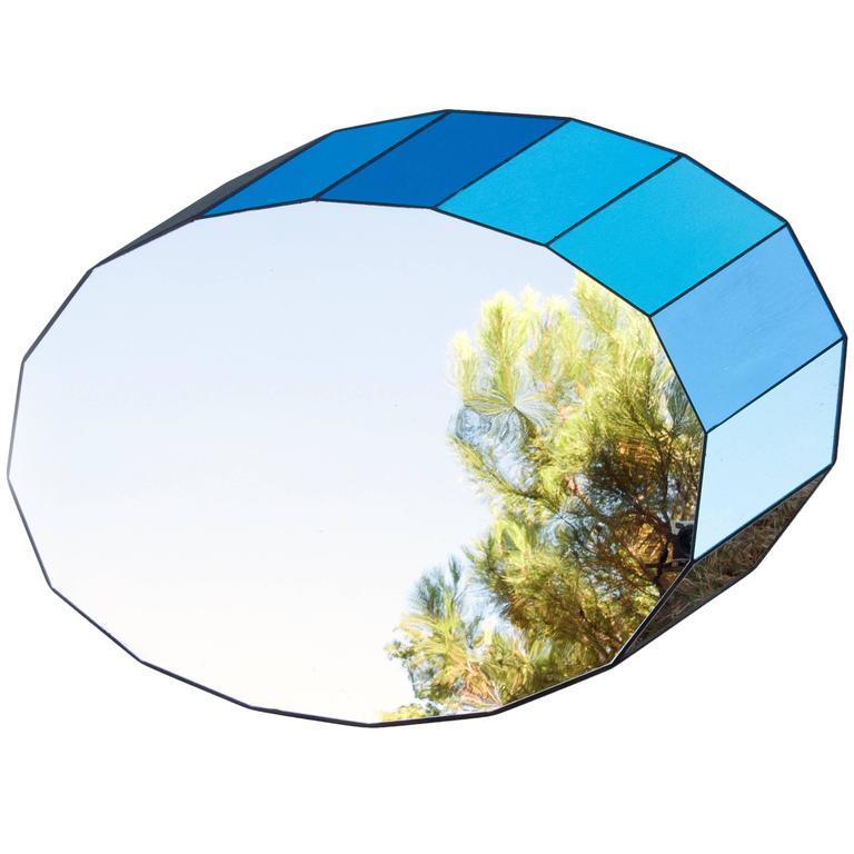 Contemporary Untitled Mirror 4 by Sam Orlando Miller, 2012