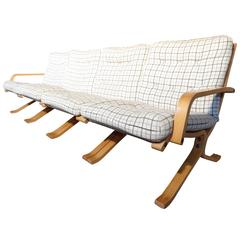 Mid-Century Modern 1960 Retro Danish Ingmar Relling Siesta Sofa or Chairs