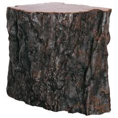 Organic Lychee Wood Stump