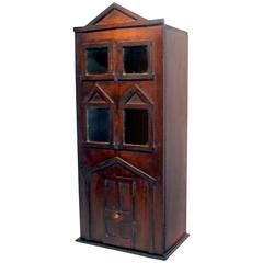 American House Cupboard, Late 19th Century