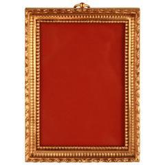 Alphonse Giroux Bronze Picture Frame