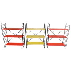 Mid-Century Modern 1960 Sought after Freestanding Tomado Rack