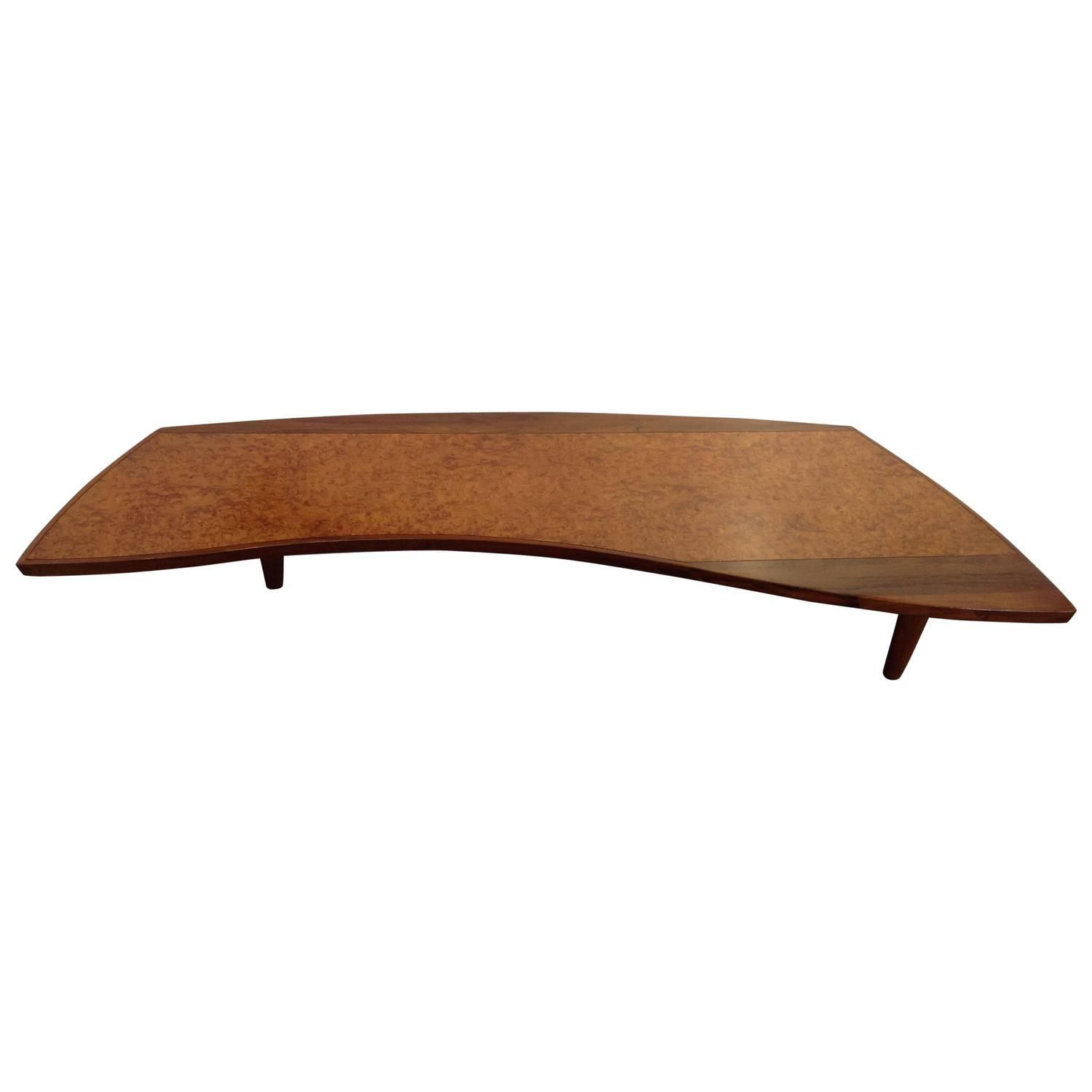 George Nakashima Coffee Table For Widdicomb For Sale At 1stdibs