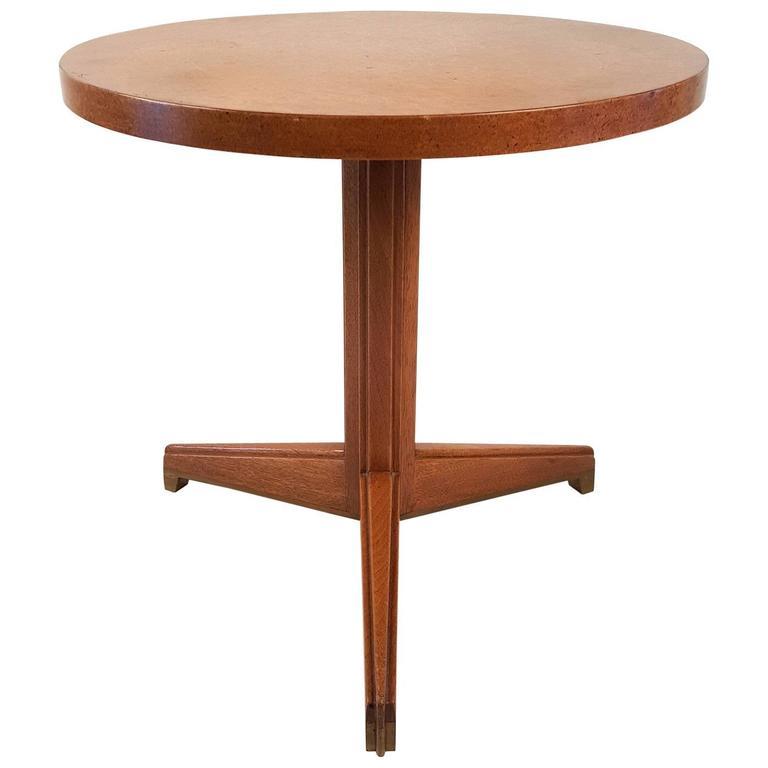 Dunbar Janus Side Table by Edward Wormley