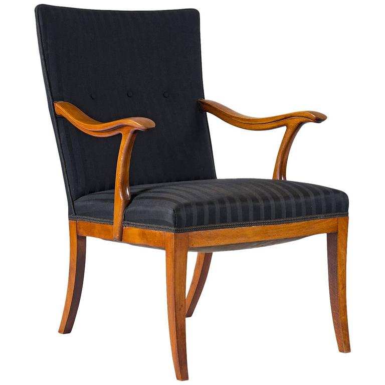 Frits Henningsen Lounge Chair