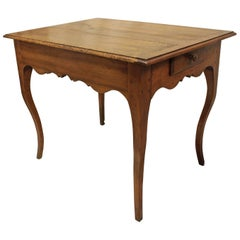 Charming 19th Century Provencal Table