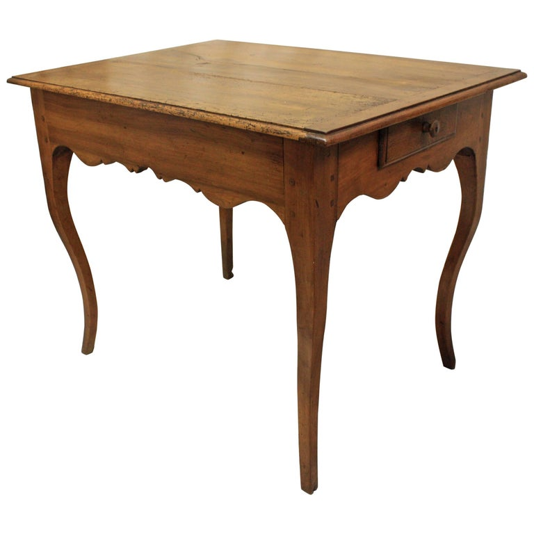 Charming 19th Century Provencal Table For Sale