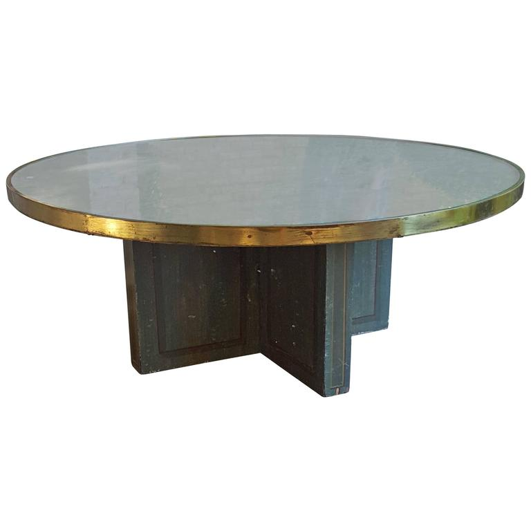 This Jacques Adnet Style Large 1950 Coffee Table Is No Longer .