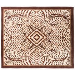 De Coene Art Deco 'Scarab' Tapestry by M. Grootaerts