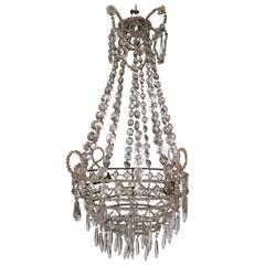 Maison Bagues Crystal Chandelier