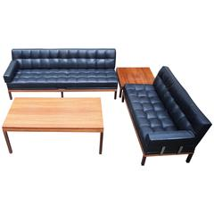 Johannes Spalt Constanze Sofa Living Room Set