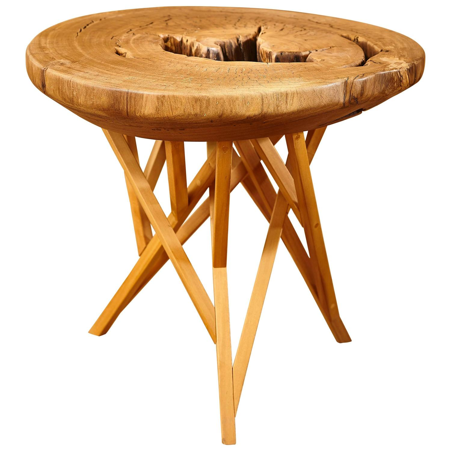 Moon table by projeto 2 for sale at 1stdibs for 1 2 moon table
