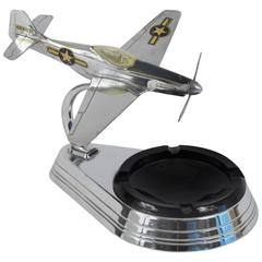 """Spitfire"" Desk Model Ashtray"