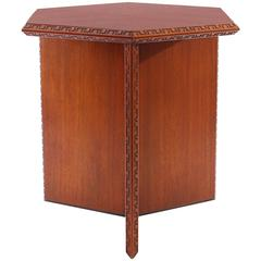 Frank Lloyd Wright for Heritage Henredon Occasional Table