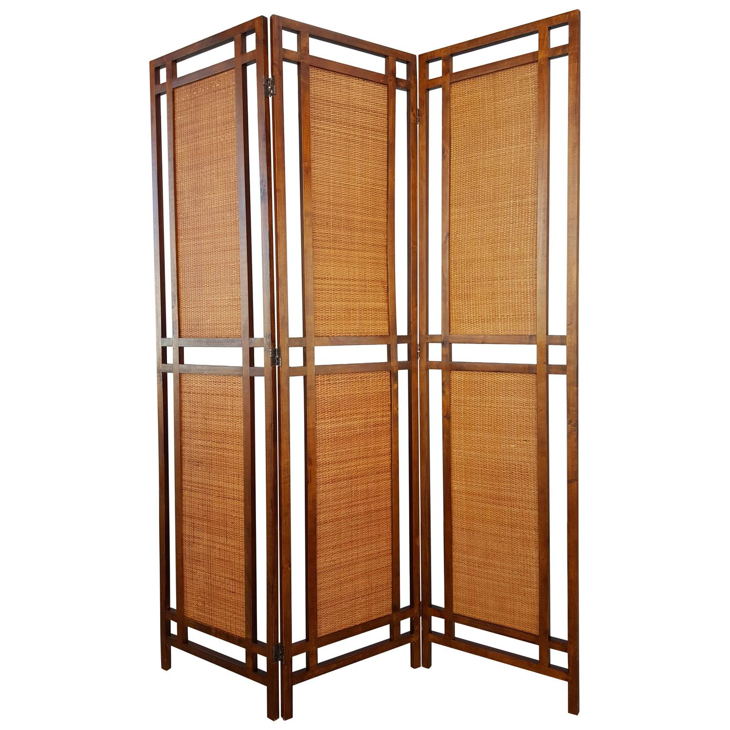 Mid Century Modern Room Divider Screen For Sale At 1stdibs