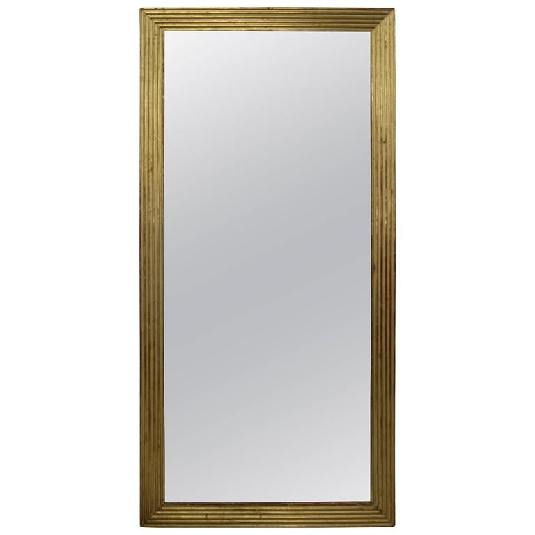 Late 18th Century Gilt Mirror