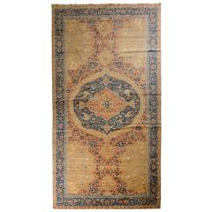 Turkish Rugs, Oushak rugs, 17th Century Design