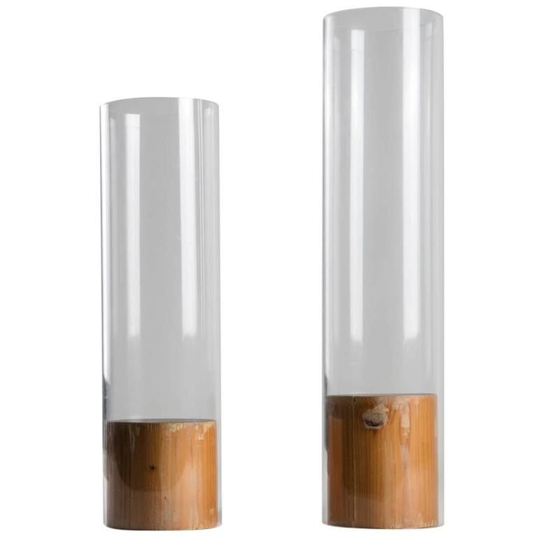 Pair of One-Off Vases by Carla Venosta