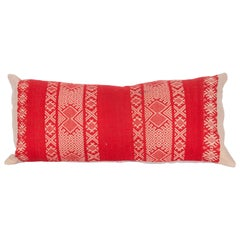 Pillowmade Out of an Early 20th Century Balkan Textile