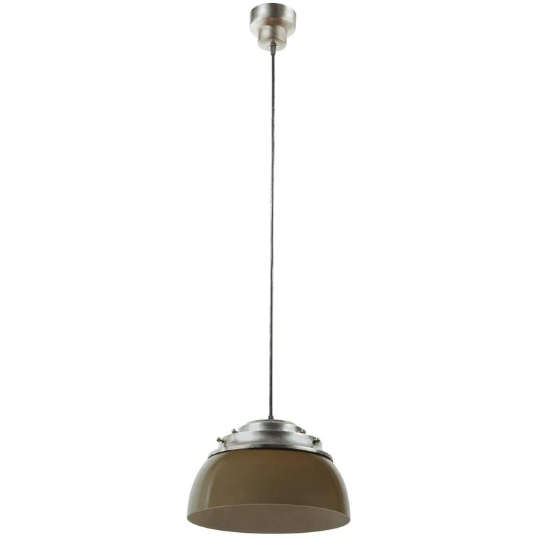 Italian Pendant Fixture For Sale