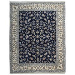 Fine Nain Rug, Persian Rugs, Naein Carpet