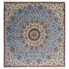 Fine Persian Rugs, Carpet from Nain