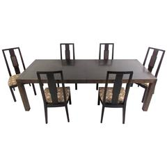 John Stuart Dining Room Set