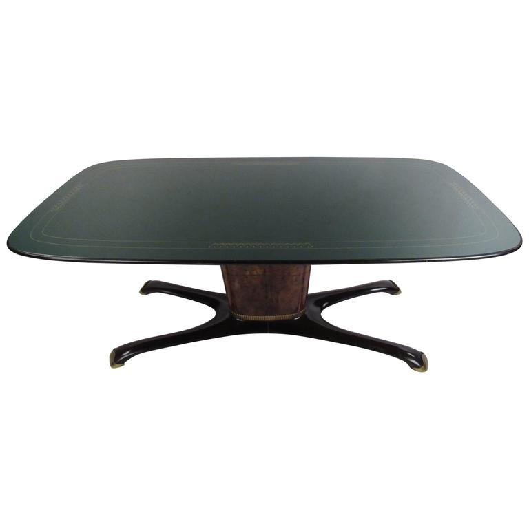Paolo Buffa Style Italian Dining Table
