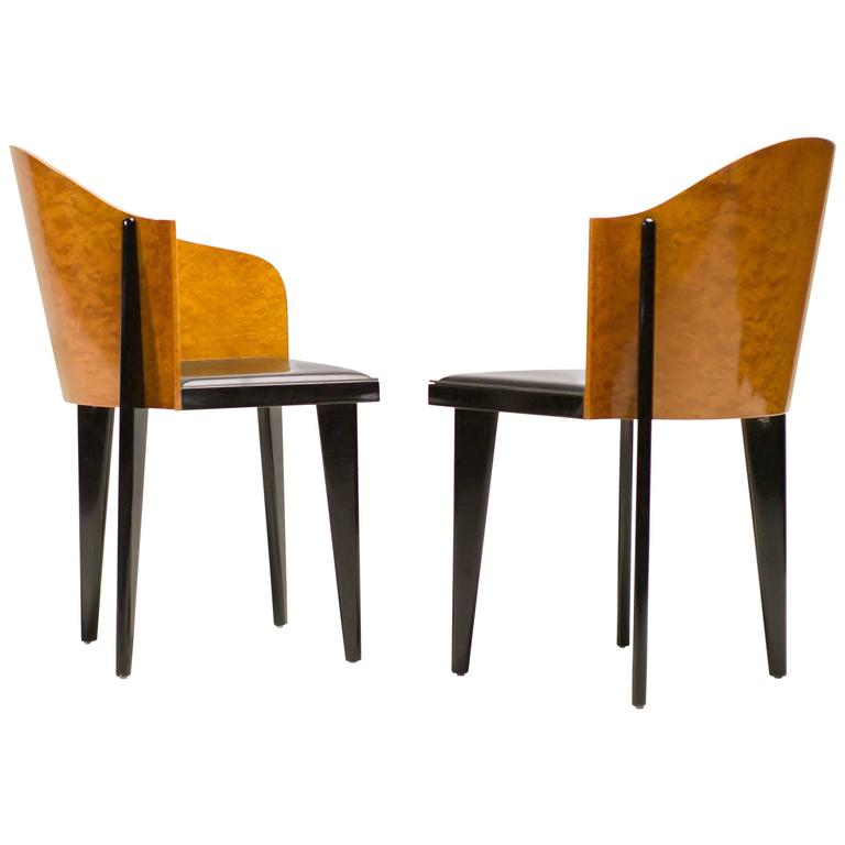 Toscana Chairs Designed By Piero Sartogo For Saporiti For Sale