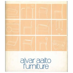 Alvar Aalto Furniture 'Book'