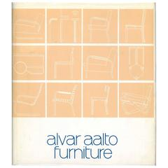 Alvar Aalto Furniture 'Book'