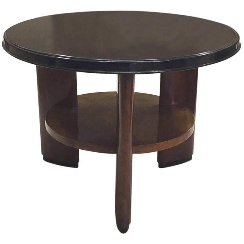 Italian Art Deco Coffee Table For Sale At 1stdibs