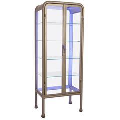 Industrial Crystal Cabinet