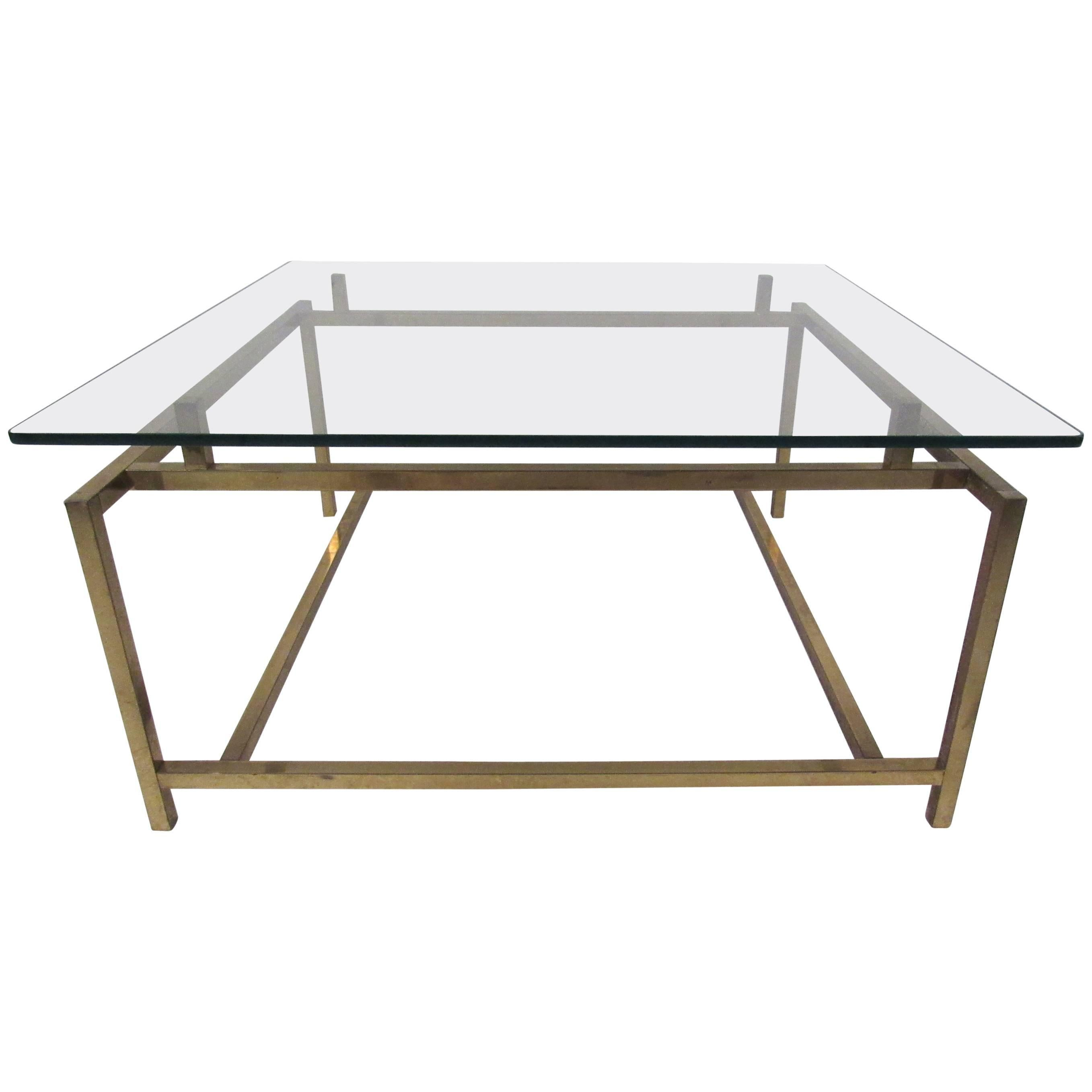 Henning Norgaard Style Coffee Table