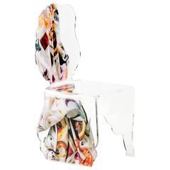 'Carlo Rampazzi' Acrylic Chair