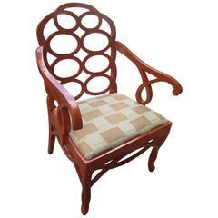 Frances Elkins Loop Chair