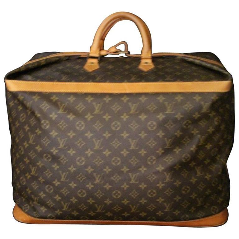 Louis Vuitton Extra Large Travel Bag 55 At 1stdibs