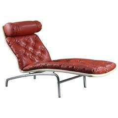 Arne Vodder Lounge Chair by Erik Jørgensen