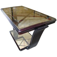 1940s Coffee Table Attributed to Osvaldo Borsani