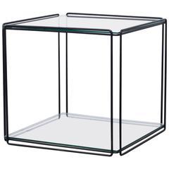 Max Sauze Cube Side Table