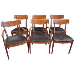 Set of Six Dining Chairs by Kipp Stewart