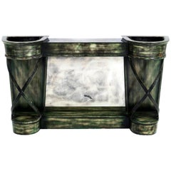 James Mont Console Planter